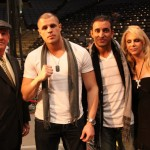 Fighter BJ Flores & Family